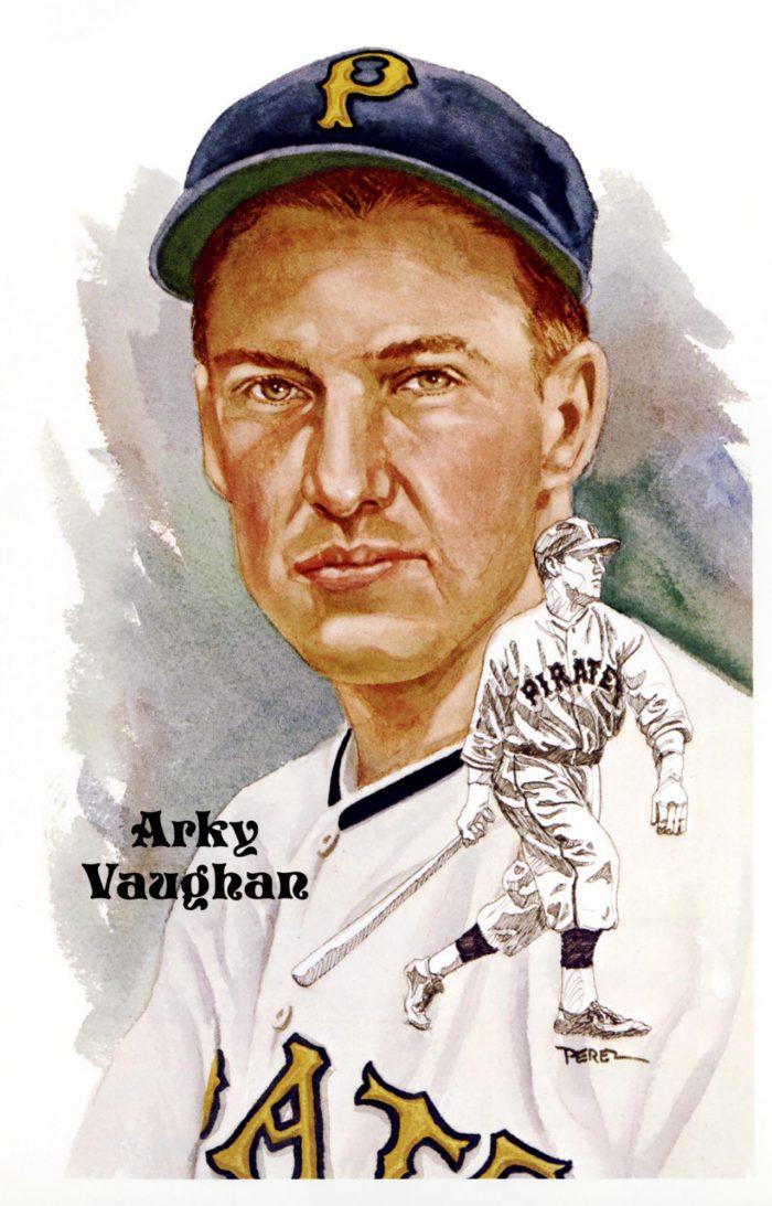 Arky Vaughan