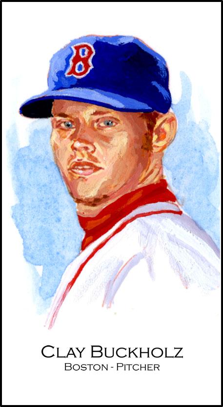 Clay Buckholz