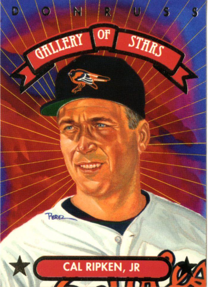 Cal Ripken, 1992
