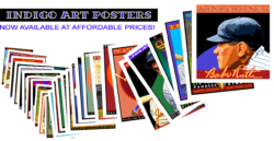 Dick Perez Indigo Art Posters