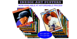 Indigo Art Posters on Sale!