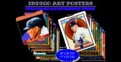 Indigo Art Posters on Sale!